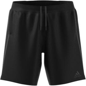 """adidas Saturday Shorts 7"""" Men, zwart"""